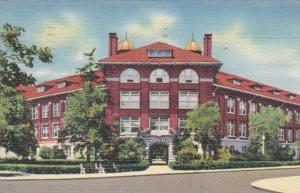 Michigan Ann Arbor Engineering Building and Arch University Of Michigan 1941 ...