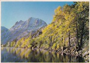 California Mammoth Lakes Silver Lake