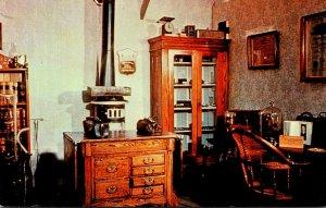 Nebraska Minden Harold Warp's Pioneer Village Office Of Pioneer Minden D...