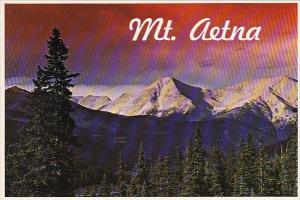 Mount Aetna Colorado