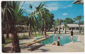 US 17 ; PALMS MOTEL , Ridgeland , South Carolina , Pu-1962