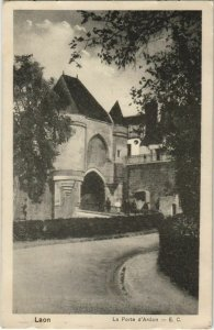 CPA Laon- La Porte d'Ardon FRANCE (1045621)