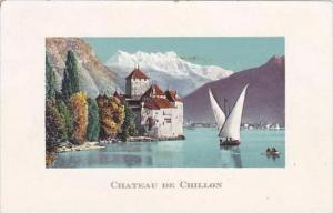 Switzerland Chateau du Chillon