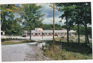 Town & Country Motel , SHEGUIANDAH , Ontario , Canada , 50-60s