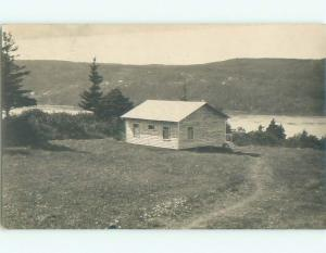 1920's rppc POSTMARKED GRANVILLE Near Bridgetown & Annapolis Royal NS i7901