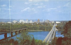 Harrisburg Susquehanna River - Harrisburg, Pennsylvania PA