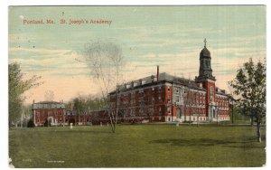 Portland, Me. St. Joseph's Academy