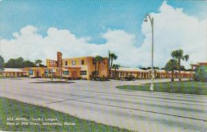 The Ace Motel Jacksonville Florida 1954