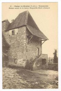 Maison Natale De La Sainte Marguerite-Marie Alacoque, Verosvres (Saône-et-Lo...