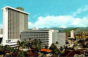 Hawaii Waikiki Princess Kaiulani Hotel