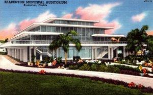 Florida Bradenton Municipal Auditorium