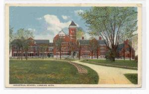Industrial School, Lansing, Michigan, PU-1916