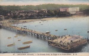 ARCACHON , France , 00-10s ; La Grande Jetee