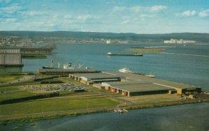 LAKEHEAD CITIES , Ontario , 50-60s ; New Sea Terminal