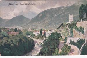 MERAN, Italy seen from Kuechelberg, 00-10s