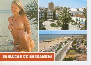 Postal 050479 : Sanlucar de Barrameda (Cadiz)
