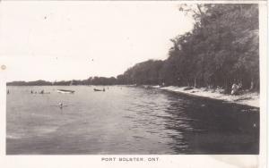 RP: PORT BOLSTER , Ontario , Canada , 1945