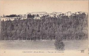 Vue Sur Les Casernes, Chaumont (Haute Marne), France, 1900-1910s