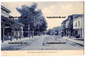 Main Street, St. Johnsville NY