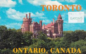 Canada Ontario Toronto