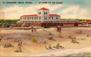 Florida St Augustine Beach Hotels