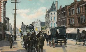 VANCOUVER, B.C., Canada; 1912 ; Granville Street