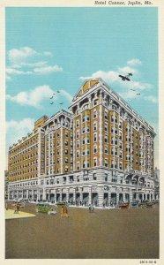 JOPLIN, Hotel Connor, Missouri, 30-40s