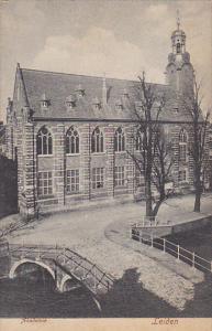 Netherlands Leiden Akademie