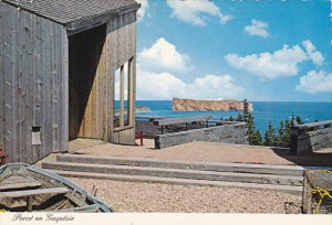Canada Le Musee Perce Quebec