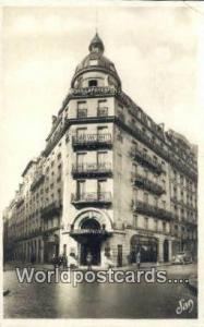 Paris, France, Carte, Postcard Hotel Bohy lafayette  Hotel Bohy lafayette
