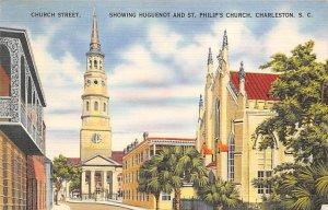 Huguenot Church St Philips Church Charleston, SC