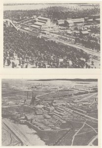 Witwatersgrand South African Gold Mine 2x Rare Mining Postcard s
