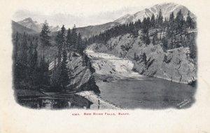 BANFF, Alberta, Canada, 1900-10s; Bow River Falls