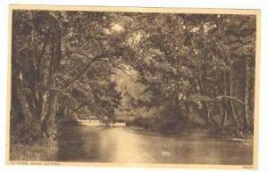 Swiss Cottage Down River, Watford, UK, 10-20s