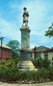 MS - Fayette. Confederate Memorial