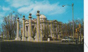 Missouri Columbia Boone Court House