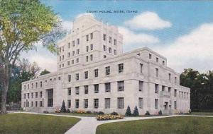 Court House, Boise, Idaho, 30-40s