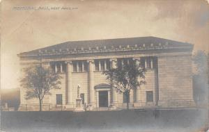 West Point New York~Memorial Hall c1920 Postcard