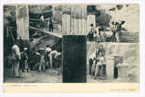 Pompei - Ultimi scavi. Italy, 1890s-1905