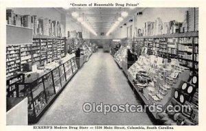 Eckerd's Modern Drug Store Columbia, SC, USA Unused