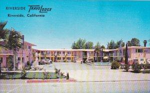 Riverside TraveLodge Pool Riverside California