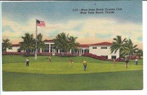 W. Palm Beach, FL - Country Club