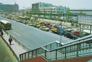OSAKA , Japan , 50-70s ; Osaka Station Square