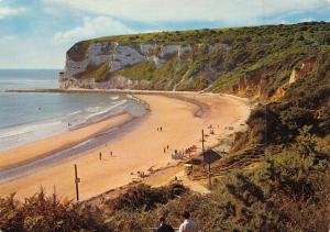 Postcard Whitecliff Bay, Isle of Wight by J. Arthur Dixon Ltd N44