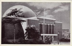 Exterior,The American Museum-Hayden Planetarium, New York,40-60s