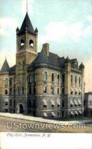 City Hall in Jamestown, New York