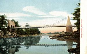 MA - Newburyport. Chain Bridge between Andover & Newburyport