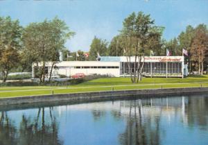 Sandgrund Restaurant, KARLSTAD, Sweden, 50-70's