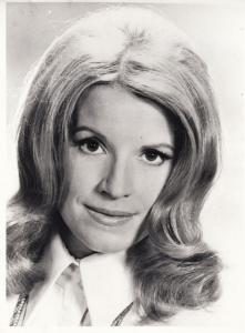 Julie Sommars of Gunsmoke in The Governor & JJ BBC Television 1973 Press Photo