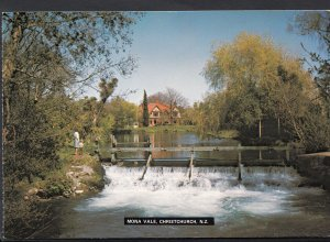 New Zealand Postcard - Mona Vale, Christchurch     LC5596